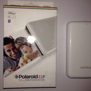 polaroid zip printer