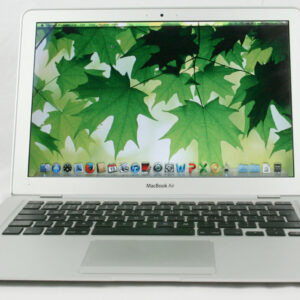 macbook air 2009 front