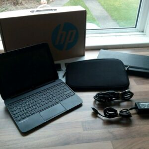 hp slatebook x2 boxed