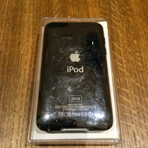 apple ipod touch second generation