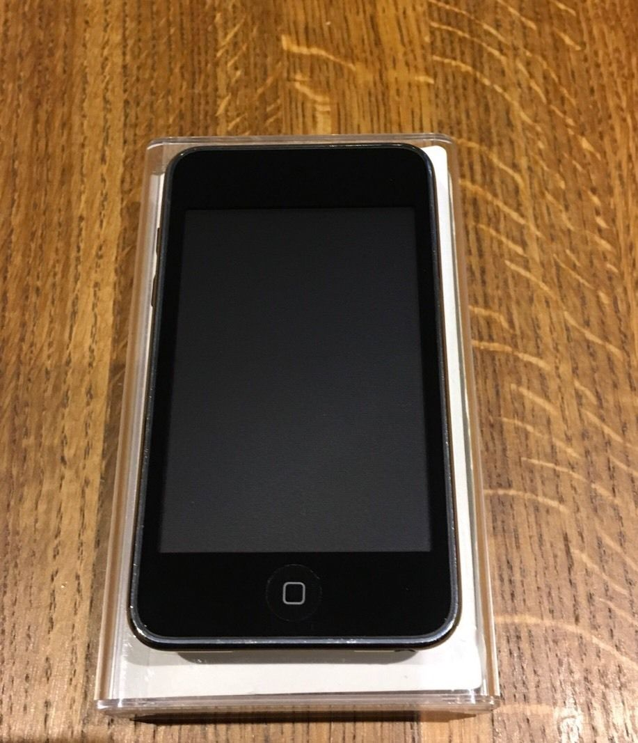 Apple Ipod Touch 2nd Generation Personal Pc Care