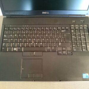 dell precision m6500 workstation 17 inch laptop