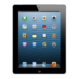 apple ipad 2 black