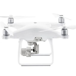 dji phantom 4 4k side profile