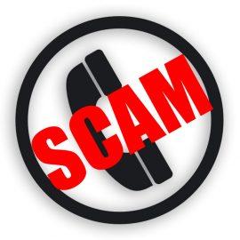phone calling scam