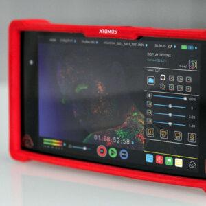 atomos ninja assassin 4k pro res video recorder