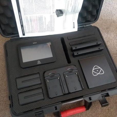 atomos ninja pro res new boxed