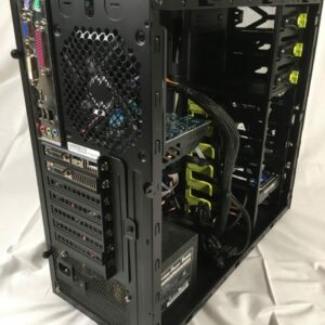 gaming pc i5-2500 rear right