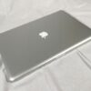 17 inch macbook pro i5 8gb ram 256gb ssd drive top view