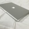 17 inch macbook pro i5 8gb ram 256gb ssd drive top view front