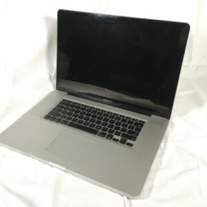 17 inch macbook pro i5 8gb ram 256gb ssd drive