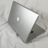 17 inch macbook pro i5 8gb ram 256gb ssd drive open back right